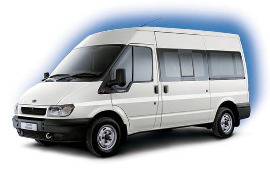 Minibus Rental Budapest